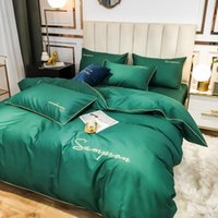 Cotton Bedding Set For Home Parure De Lit 2 Personnes Luxury Bedclothes Pillowcase Duvet Cover Housse Couette 4pcs 220X240 Sets