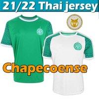 21/22 Chapecoense Soccer Jerseys 2021 2022 Fabinho Ravanelli Geuvânio برونو Silva Tiepo Camisas دي Futebol Men Football Shirts Maillots