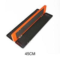 Capa / 3 capas de la capa de la carpa Rig Tackle Box ZIG Chod Storgador de pelo rígido para Herabuna Línea Equipo de gancho Accesorios al aire libre