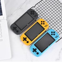 Portable Game Players Retro Handheld Console 10000 Games Video Gaming Machine MP4 Pocket