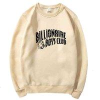 Mens Designer t shirts Brand Sweatshirt Fashion Round Neck Letter Printed Hip Hop Men Women Couple Print Billionaire Casual Male Tops Pullover N1RG