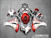 ABS Fit for Honda CBR1000RR 08 09 10 11 1000RR 2008 2009 2010 2011 Injection Plastic motorcycle Fairing various colors NO.1374