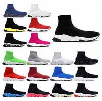 STEP SOCK SOCK 1.0 Zapatos casualesBalenciaga Balencaiga Balanciaga Botas de entrenador para mujer Calcetines Triple Socksole Fluo París Jogging Pating Platform Sneakers