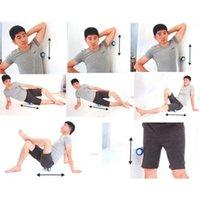Accessories Foot Reflexology Three-piece Muscle Relaxation Siamese Fascia Ball Hedgehog Yoga Shoulder Neck Menstrual Equipment