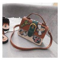 E1hh Womens New Bags Fashion Designer Female Shoulder Luxury Crossbody Designer-Brand Handbag Aiafi