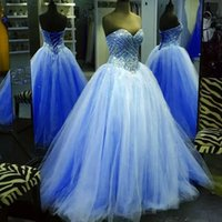2022 Beaded Prom Dresses Floor Length Sequins Crystals Lace up Back Custom Made Sweetheart Neckline Ruched Pleats Evening Gown vestidos Formal Occasion Wear