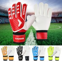 Adult latex gloves, child size, goalkeeper, professional football solid protection, match
