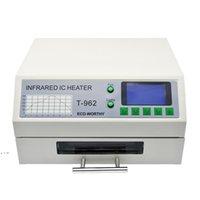 220V T-962 Fourfeuf infrarouge IC Station de soudure de soudure 800W 180 x 235mm Desktop pour BGA SMD SMT Redwork Seaway DWF10922