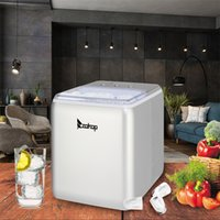 Ice Maker Machine Countertop Kitchen Refrigeration Tools Commercial Home Bar 120V 150W 44lbs 20kg 24h