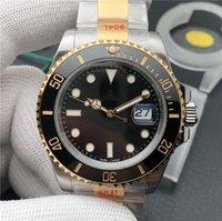 2021 Serisi N-V11 126610LN Montre de Luxe Erkek İzle 41mm 3235 Hareketi Saatler 904L Ince Çelik Kılıf Safir Aydınlık Taş 1: 1 Tasarım Saatı