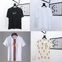 Mode Herren T-Shirt Sommer Kurzarm Top European American 3D Druck T-Shirt Männer Frauen Paare Hohe Qualität Beiläufige Kleidung Große Größe M-3XL
