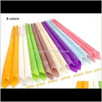 Other Home & Garden Drop Delivery 2021 100Pcs Lot Wax Healthy Care Taper Ear Fragrance Candling Ears Candles Cleaner Clean Hhc6885 Bjt4R