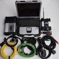 Outils de diagnostic WiFi MB STAR C5 SD Connectez également compact pour ICOM Nexwith Ordinateur portable CF30 4G 2in1 HDD 1TB Prêt à utiliser