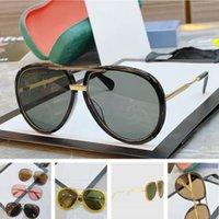 Estate occhiali da sole uomo donna donna goggle estate spiaggia occhiali da sole uv400 6 colori opzionale di alta qualità con scatola regalo