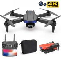 NUEVO K3 DRONE 4K HD Cámara dual de gran angular de gran angular 1080P Altura de posicionamiento WiFi Mantenga RC Profesional Sígueme los juguetes Quadcopter