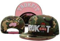 Mannen Mode Trukfit Katoen Prestaties Trucker Caps Baseball Cap voor Hip Hop Hoeden Groothandel Baseball Cap Borduurwerk Casual