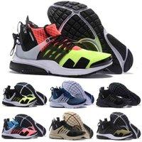 Presto 2.0 منتصف المختصر X متسابق الرجال النساء الاطفال لعبة السهام حذاء الشارع كتابات المدربين