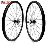 عجلات الدراجة 1425 جرام خفيفة 29er MTB 27MM عرض الدراجات UD 3K 25MM القرص عمق العجلات سابيم cx راي جبل