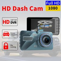 Car DVR Dash Cam Camera Video Recorder Auto Registrator 3.8 Inch LCD Screen HD 1080P Driving DVR Dash Cameras DVRs