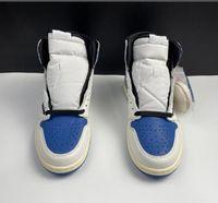 J 1 TS DH3227-105 Zapatos de baloncesto Zapatos deportivos Calzado para hombres
