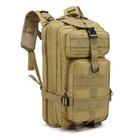 Backpack 30L Outdoor Military 600D Nylon Waterproof Tactical Rucksack Sport Travel Camping Hiking Trekking Fishing Hunting Bags