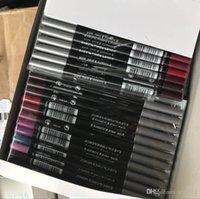 Heiße gute Qualität niedrigster Bestseller GOOD SALE NEUE EYELINER LIPLINER Bleistift zwölf verschiedene Farben