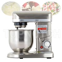 500W Stand Mixer Professional Kitchen Aid Food Blender Cream Whisk Cake Dough Mixers Band 3 Speed Gear Chef Machine
