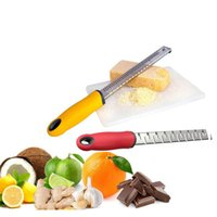 Multifunctional Rectangle Stainless Steel Cheese Shaver Grater Chocolate Lemon Zester Peeler Kitchen Gadgets Hogard Dgo6U Vegetable Hviow
