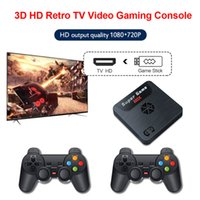 POWKIDDY Super Console X5 Video Game Mini TV Box for PSP can store 9000+ Games For 3D Shooting Tekken Arcade PS Gaming With 2 Joystick Gamepad