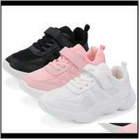 For Kids Boys Sport Breathable Sneakers Girls Children Outdoor Running Shoes Mesh Casual Footwear Sbb001 201201 Lseak Ah61U