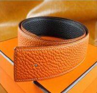مصمم الأزياء حزام من الرجال والنساء حزام مع كبير مشبك أعلى مصمم جودة عالية أحزمة الفاخرة الكلاسيكية h ماركة لا مربع