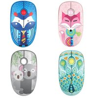 Wireless Gaming Game Mouse Mice With 2.4GHz USB Receiver Pro Gamer For PC Laptop Desktop Computer Office Home