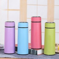 Creative Business Activities Glass Water Bottle Festival Commemorative Cup Car Double-layer Tumbler sea ship NHE6807