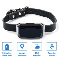 New IP67 Waterproof GPS Tracker Pet Collars With GSM AGPS Wifi LBS Position Safe Search For Pets Dogs Cats Cattle Sheep Tracking Locator