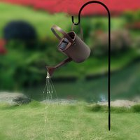 Star Shower Lawn Art Light garden decoration Watering Can Lights Solar Waterfall Outdoor LED Lamp Yard Romantic Decor