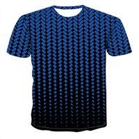 Summer Selling 3D printing Men T-Shirt Fashion O-Neck CasualShort Sleeve Shirt Punk Anime Gothic Trend SellingOversized T-Shirt DZ-039