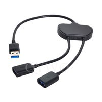 USB 3.0 HUB Cable High speed 5Gbps Bus power For Laptop Notebook PC & Mouse & Flash Disk