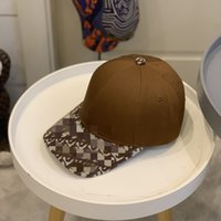 Moda Tasarımcısı Beyzbol Şapkası Erkek Kadın Tasarımcılar Kapaklar Cappelli Firmati Yüksek Kalite Şık Şapka Casual Şapka