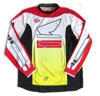 بدلة سباق دراجة نارية الصيف، دراجة نارية سحب البلوز الهبوط، بدلة دراجة جبلية انحدار سيارة، الجفاف السريع البوليستر يمكن تخصيص