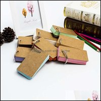Greeting Event Festive Supplies Home & Gardengreeting Cards 50 Pages Portable Mini Sticky Note Paper School Supply Writing Notebook Blank In