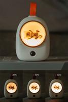 Внутренний светодиодный интеллектуальный человеческий орган Индукционные лампы Детская защитная лампа для глаз Ночная лампа для туалетных изделий
