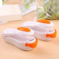 Portatile Mini calore sigillatura macchina clip per uso domestico impulso snack sacchetto sigillante sigillatrice utensili da cucina utensili gadget GWD5971