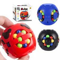 DHL Magic Puzzle Ball Fidget Cube Bundle Toys Toys Toys Beans Anti Ansiedad Alivio EDC descompresión para adultos niños H34ix6k