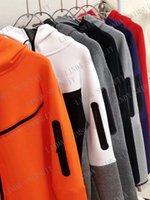 Designer Mens Jacks Dressuit Lounge Hot Transfer Drukuj Logo Zima Casual Sporttech Testy polarowe Luźne Ulica Wypoczynek Moda Para Styl Bluzy 115 Rdzeń