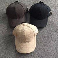 Baseball Cap Lovers Caps Designer Hats Embroidery Hat Triangle Mark Winter Mens Womens Casquette Luxury Autumn Beanie Jariser