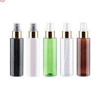 150 ml di alta qualità vuoto spruzzatore pompa trasparente bottiglia di animali domestici trasparente per imballaggio cosmetico per il profumo di plastica toilette wc idratico
