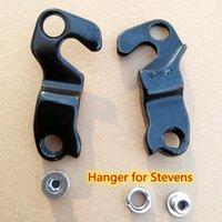 Bike Derailleurs 2pcs Bicycle Mech Dropout For Stevens STV-12 Gear Derailleur Frame Hanger Mountain Road Mtb Cycling Carbon