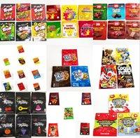 TROLLI TRRLLI TRIPS Bags DOWEEDOS MEDIBLES CHEETOS GENERAL SOUR BROWNIE BITES JOKER CARIBO WORMS MILES Mylars Baribo Resealable Edibles Mylar Packaging