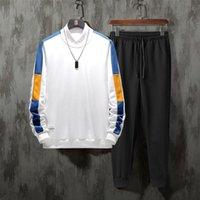 Men's Tracksuits Fashion Summer Men Sets Washable Polyester Breathable Casual Slim Fit Modric 2 Piece Set Design Chandal Hombre Suit Ec50ms