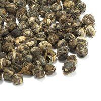 150g Chinese Haute Qualité Jasmine Green Thé Jasmine Perles Saveur Tea Organic Dragon Perles Thé de fleur avec étiquette privée
